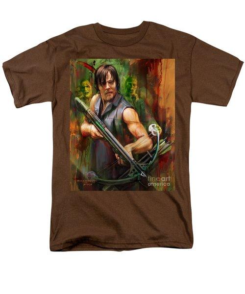 Daryl Dixon Walker Killer Men's T-Shirt  (Regular Fit)