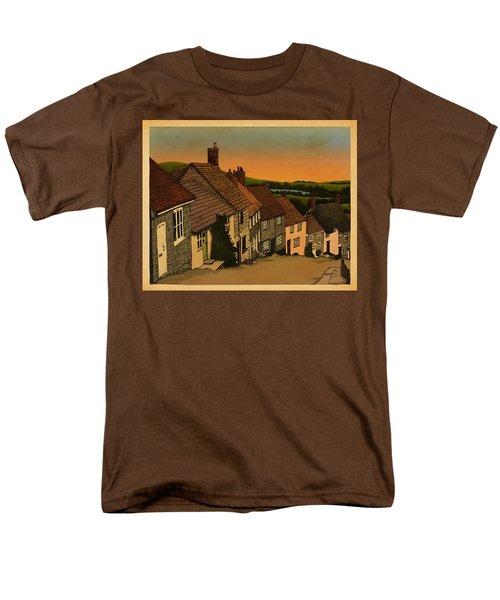 Daybreak Men's T-Shirt  (Regular Fit) by Meg Shearer