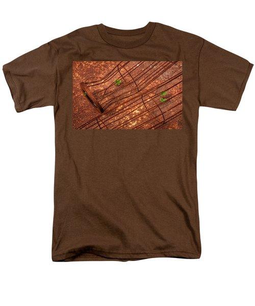 Persistence Men's T-Shirt  (Regular Fit)