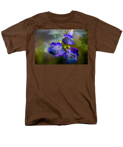 Delicate Garden Beauty Men's T-Shirt  (Regular Fit) by Mick Anderson