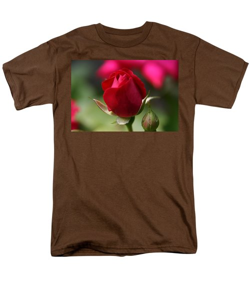 Men's T-Shirt  (Regular Fit) featuring the photograph Delicate Opening  by Denyse Duhaime