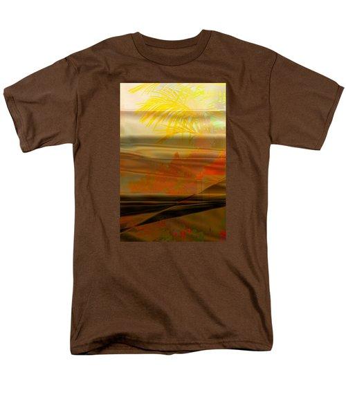 Desert Paradise Men's T-Shirt  (Regular Fit) by Paula Ayers