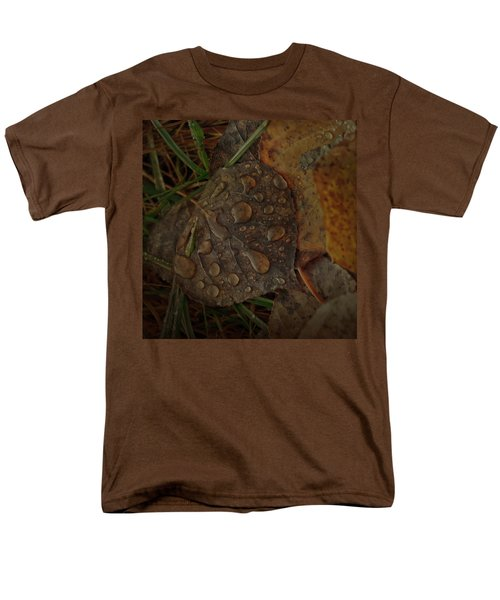 Dew To Age  Men's T-Shirt  (Regular Fit) by Jerry Cordeiro