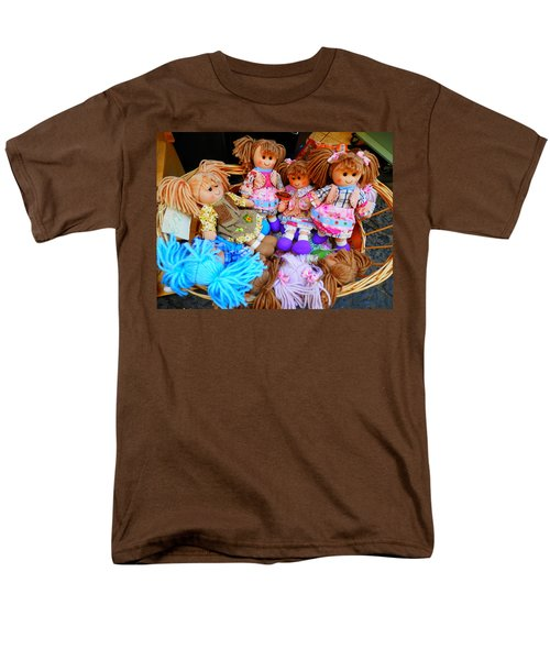Dolls For Sale 1 Men's T-Shirt  (Regular Fit) by Pema Hou