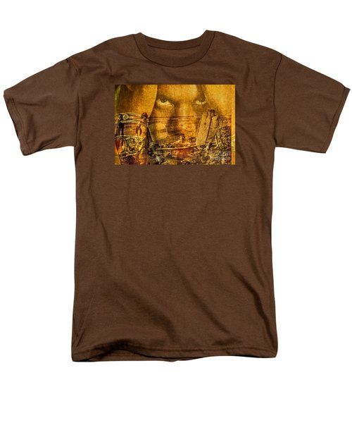 Don't Be Afraid Of The Surf Men's T-Shirt  (Regular Fit)