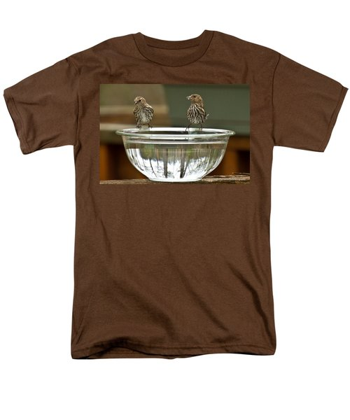 Drink Up Men's T-Shirt  (Regular Fit) by Robert L Jackson
