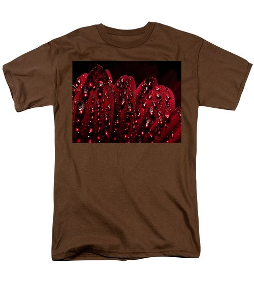Men's T-Shirt  (Regular Fit) featuring the photograph Due To The Dew by Joe Schofield