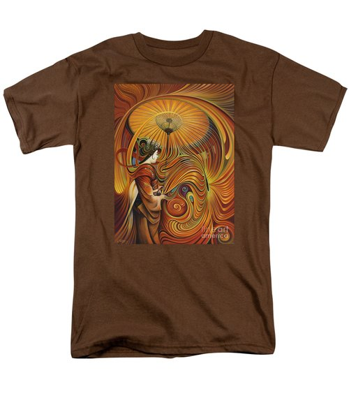 Dynamic Oriental Men's T-Shirt  (Regular Fit)