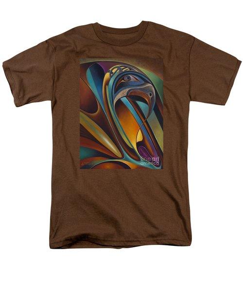 Dynamic Series #17 Men's T-Shirt  (Regular Fit)