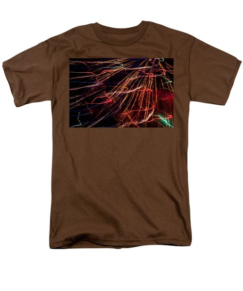 Electricity Men's T-Shirt  (Regular Fit)
