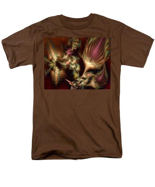 Men's T-Shirt  (Regular Fit) featuring the digital art Elysian by Casey Kotas