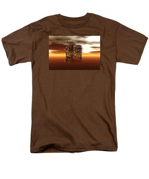 Escape Attempt Men's T-Shirt  (Regular Fit)