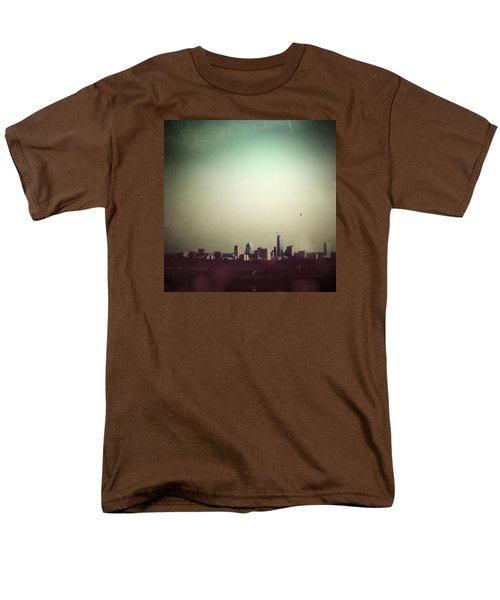 Escaping The City Men's T-Shirt  (Regular Fit) by Trish Mistric