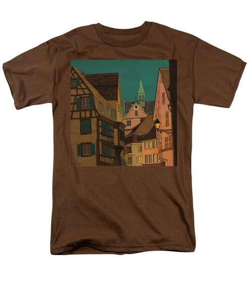 Evening Men's T-Shirt  (Regular Fit) by Meg Shearer