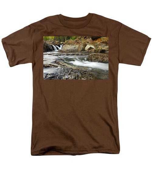 Everything Flows Men's T-Shirt  (Regular Fit) by Donna Blackhall