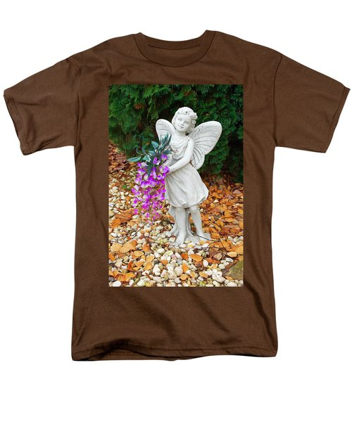 Men's T-Shirt  (Regular Fit) featuring the photograph Fairy by Aimee L Maher Photography and Art Visit ALMGallerydotcom