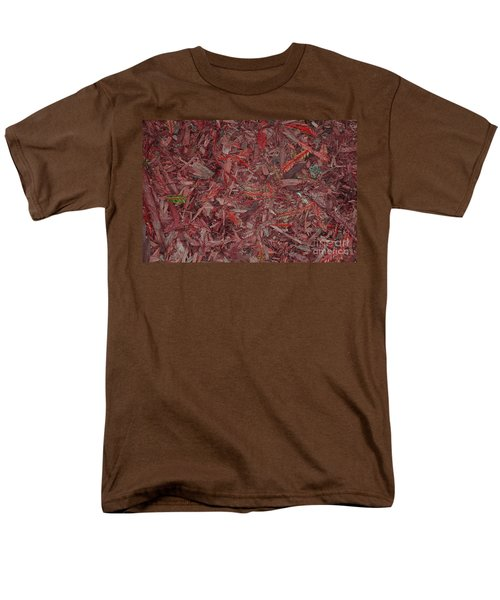 Men's T-Shirt  (Regular Fit) featuring the photograph Fall Leaves by Mini Arora