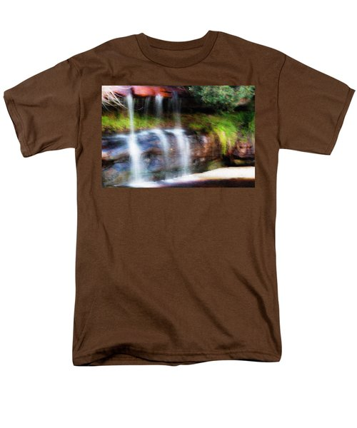 Men's T-Shirt  (Regular Fit) featuring the photograph Fall by Miroslava Jurcik