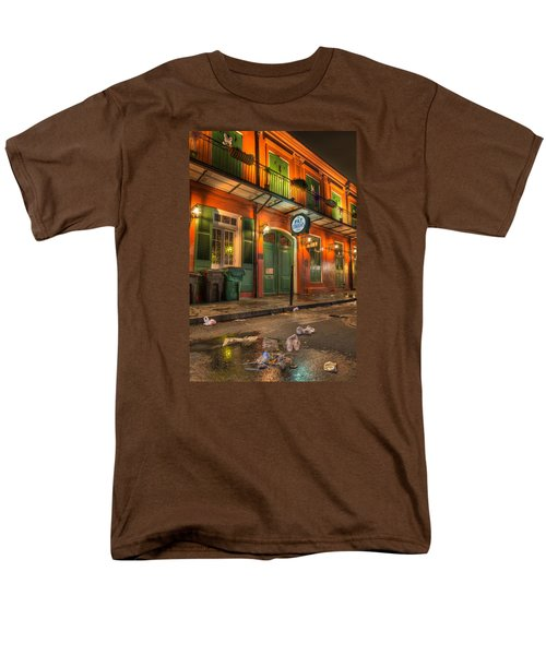 Fall-out From Pat O'briens Men's T-Shirt  (Regular Fit) by Tim Stanley