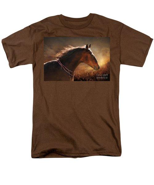 Fancy Free Men's T-Shirt  (Regular Fit) by Michelle Twohig