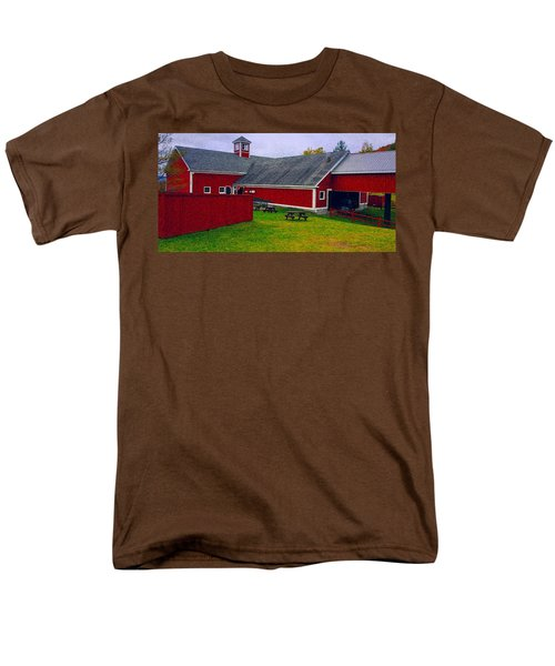 Farm Men's T-Shirt  (Regular Fit) by Bill Howard