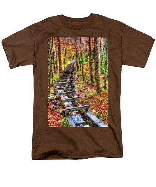 Feed The Wheel Men's T-Shirt  (Regular Fit) by Dan Stone