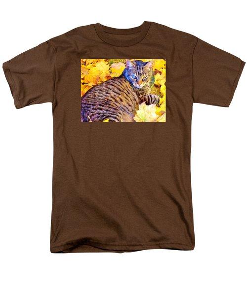 Feeling Fall Men's T-Shirt  (Regular Fit) by Marilyn Diaz