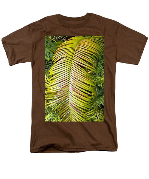 Men's T-Shirt  (Regular Fit) featuring the photograph Ferns by Kate Brown