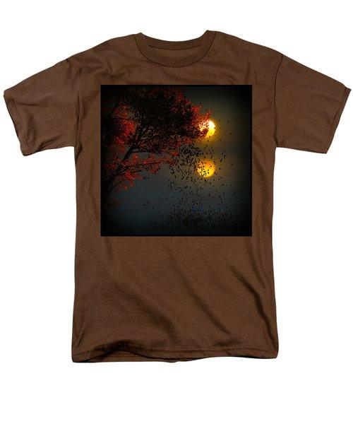 Fiery Fall... Men's T-Shirt  (Regular Fit)