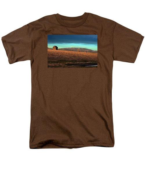 First Light Men's T-Shirt  (Regular Fit) by Ed Hall