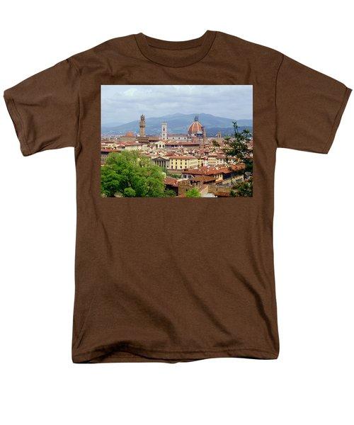 Florence Men's T-Shirt  (Regular Fit)