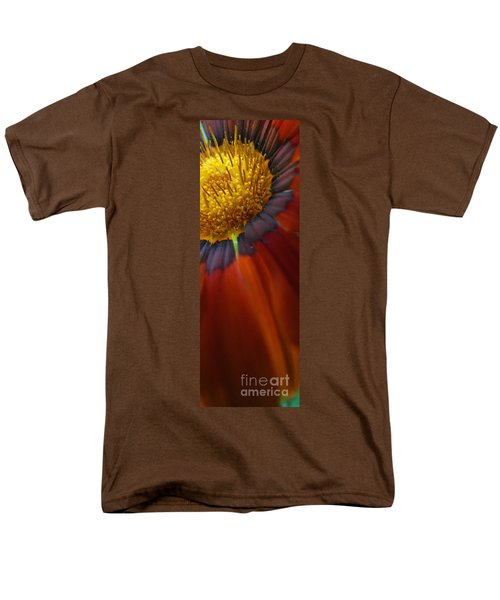 Men's T-Shirt  (Regular Fit) featuring the photograph Flower by Andy Prendy