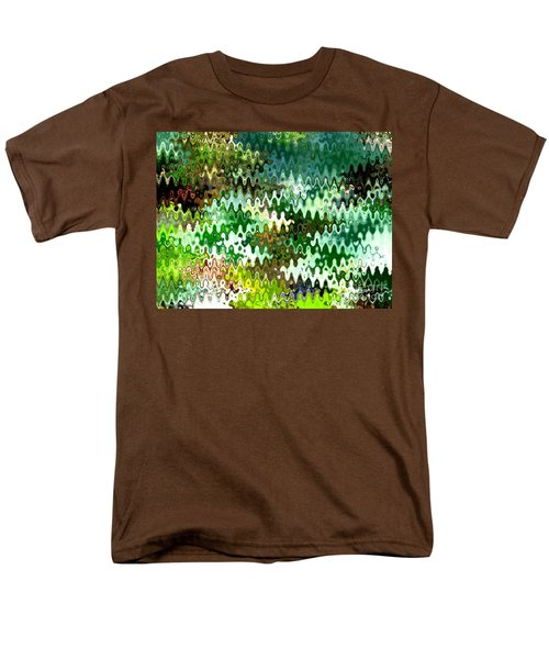 Men's T-Shirt  (Regular Fit) featuring the photograph Forest by Anita Lewis