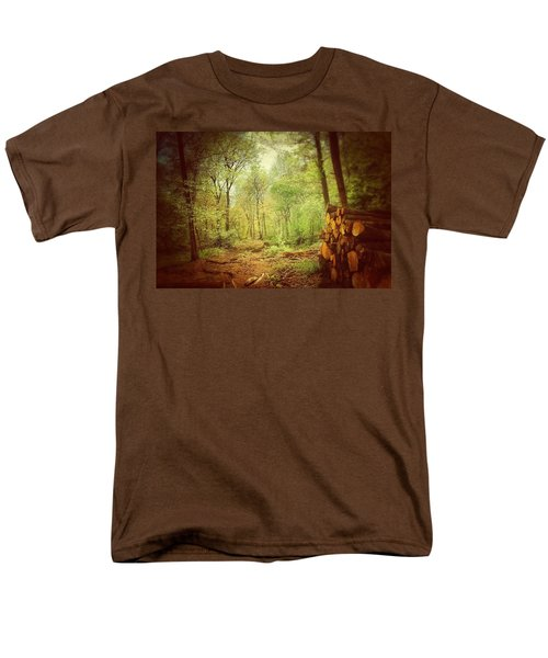 Forest Men's T-Shirt  (Regular Fit) by Daniel Precht