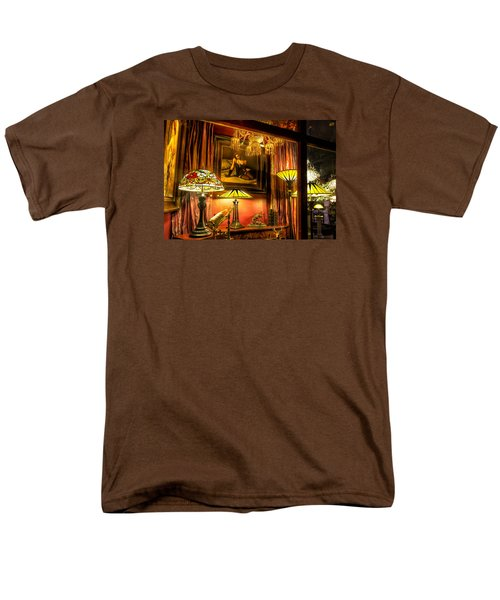 French Quarter Ambiance Men's T-Shirt  (Regular Fit) by Tim Stanley