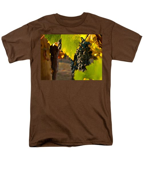 Fruit Of The Vine Men's T-Shirt  (Regular Fit) by Bill Gallagher