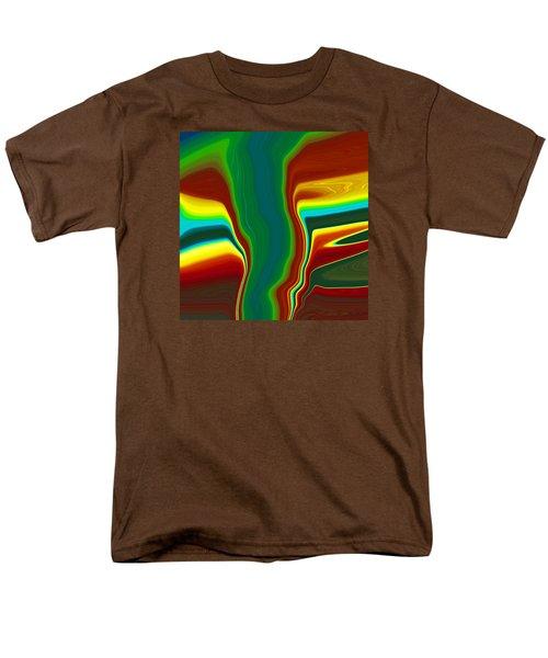 Funnel Cloud  C2014 Men's T-Shirt  (Regular Fit) by Paul Ashby
