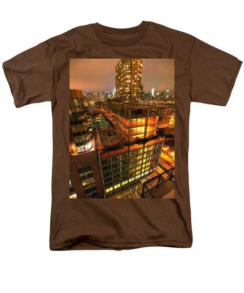 Future Views Men's T-Shirt  (Regular Fit) by Steve Sahm