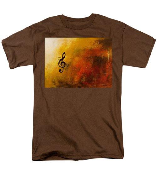 G Symphony Men's T-Shirt  (Regular Fit) by Carmen Guedez