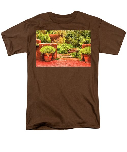 Garden Men's T-Shirt  (Regular Fit) by Muhie Kanawati