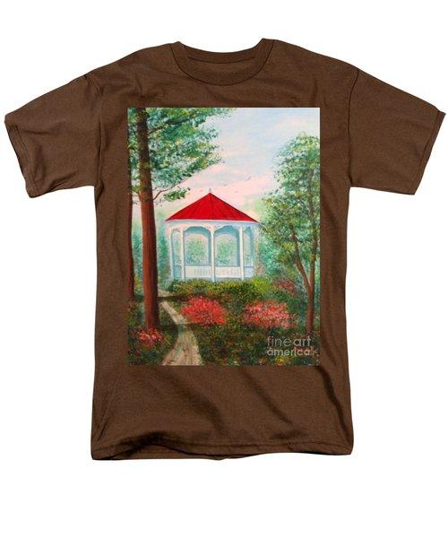 Gazebo Dream Men's T-Shirt  (Regular Fit) by Becky Lupe