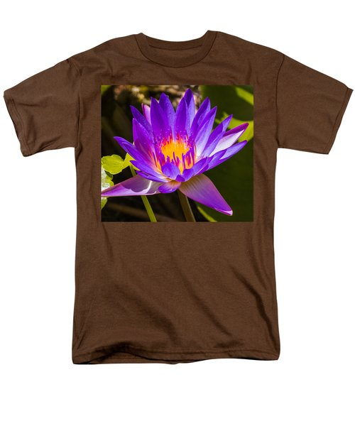 Glowing From Within Men's T-Shirt  (Regular Fit) by Jane Luxton