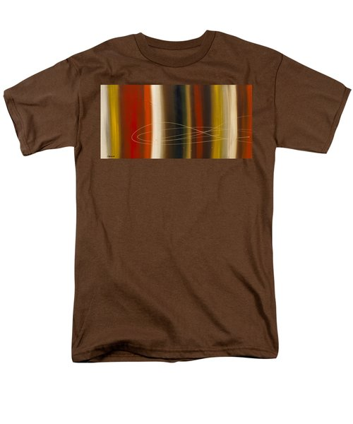 Gold Rush Men's T-Shirt  (Regular Fit) by Carmen Guedez