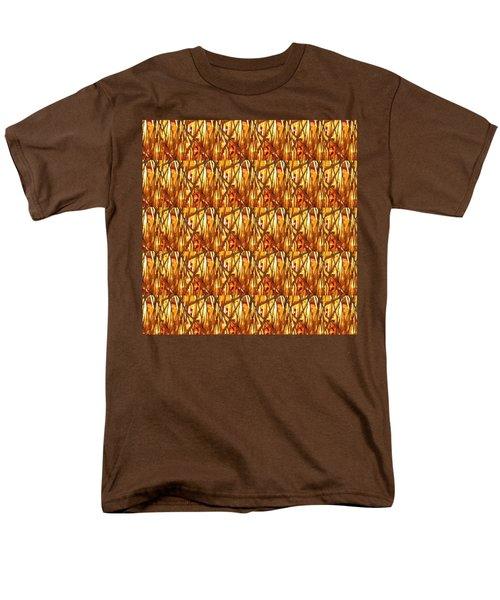 Gold Strand Sparkle Decorations Men's T-Shirt  (Regular Fit) by Navin Joshi