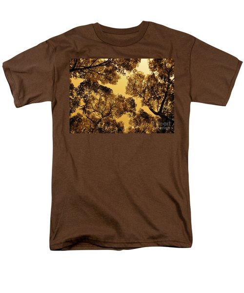 Golden Camphor Men's T-Shirt  (Regular Fit) by CML Brown