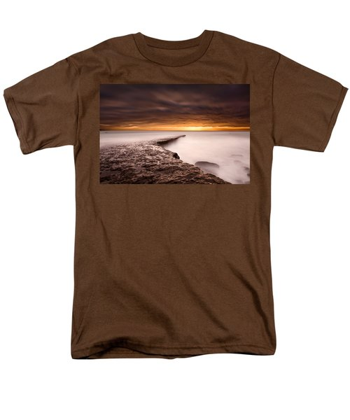 Golden Men's T-Shirt  (Regular Fit) by Jorge Maia
