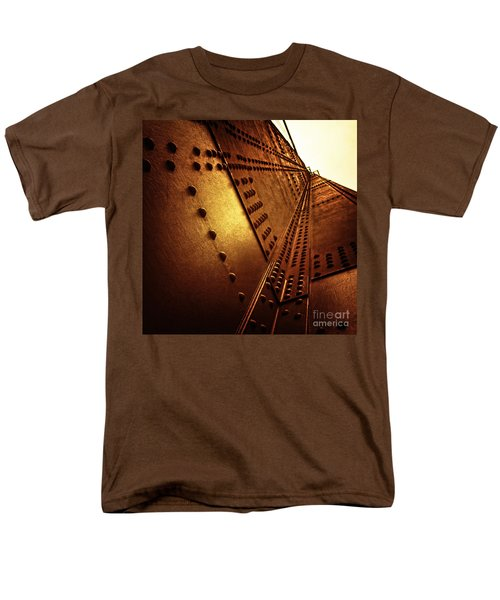 Golden Mile Men's T-Shirt  (Regular Fit) by Andrew Paranavitana