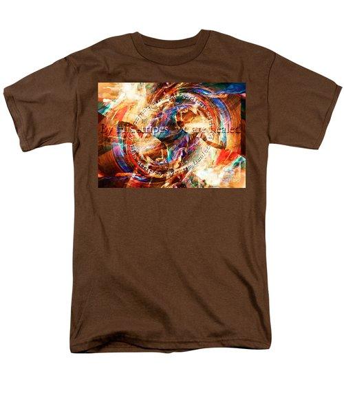 Good Friday Men's T-Shirt  (Regular Fit) by Margie Chapman