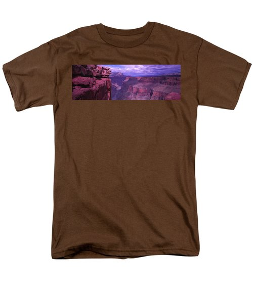 Grand Canyon, Arizona, Usa Men's T-Shirt  (Regular Fit) by Panoramic Images