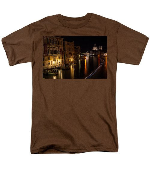 Men's T-Shirt  (Regular Fit) featuring the photograph Grand Finale by Alex Lapidus